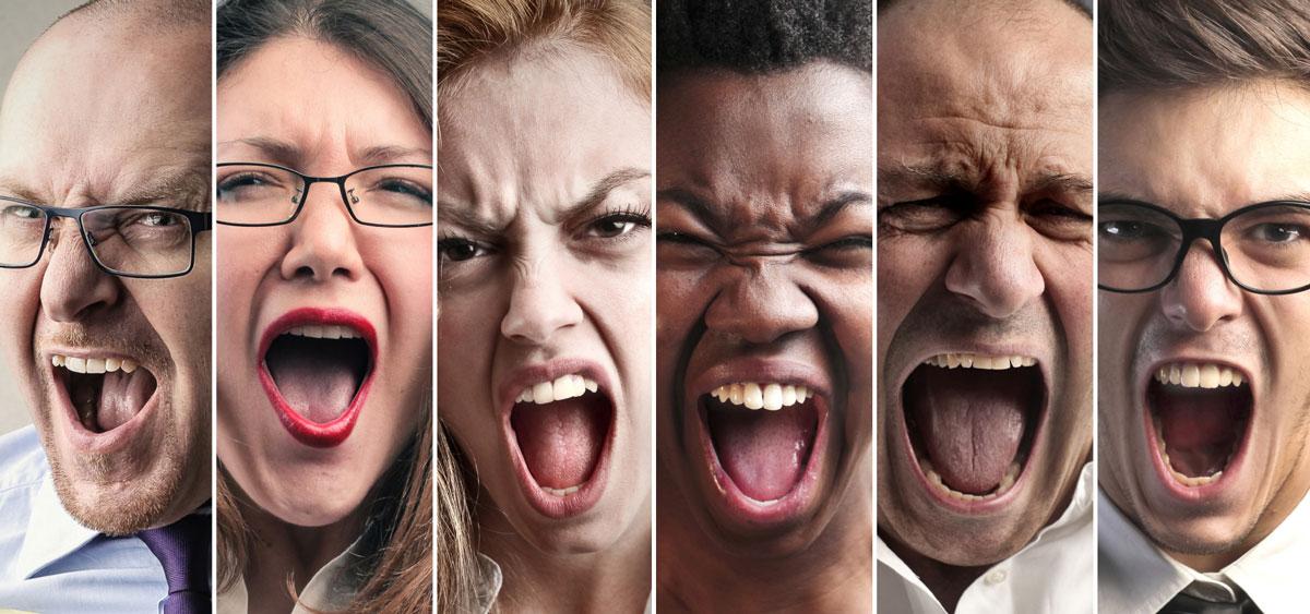Customer Rage