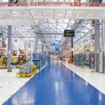Modern Manufacturing Warehouse